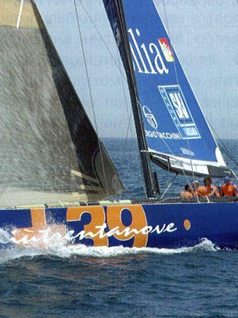 Оптимизация геометрии киля кубковой яхты класса «Кубок Америки»